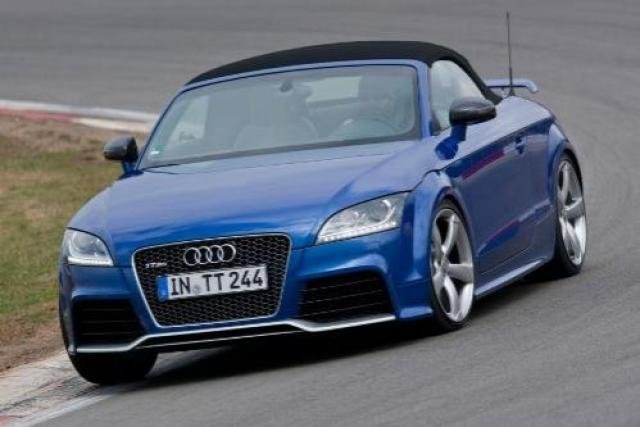 Image of Audi TT RS Plus Roadster