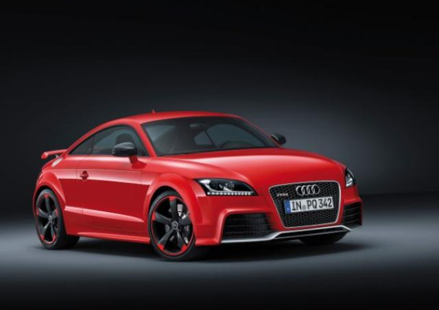 Image of Audi TT RS Plus