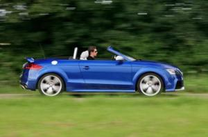 Photo of Audi TT RS Roadster 8J