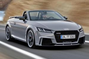Picture of Audi TT RS Roadster (Mk III)