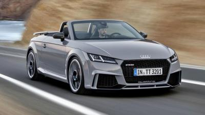 Image of Audi TT RS Roadster