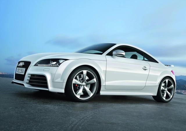 Image of Audi TT RS
