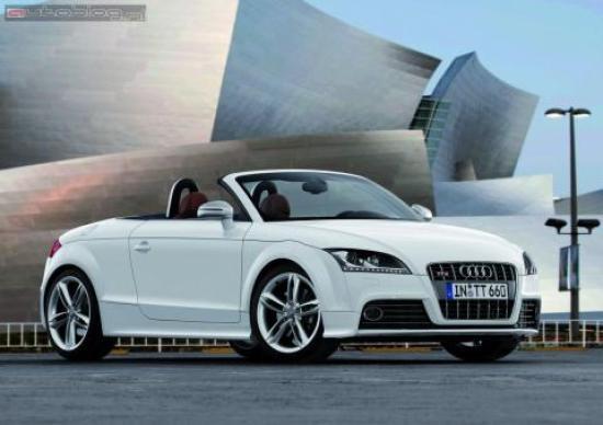 Image of Audi TT-S Roadster