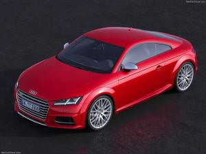 Photo of Audi TT-S Coupe Mk III