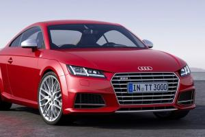 Picture of Audi TT-S Coupe (Mk III)