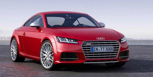 Image of Audi TT-S Coupe