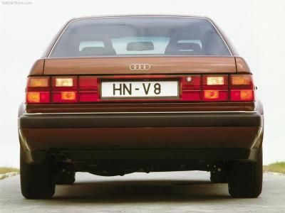 Image of Audi V8 4.2