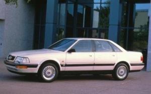 Photo of Audi V8 4.2