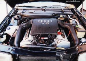 Photo of Audi V8 Quattro 3.6