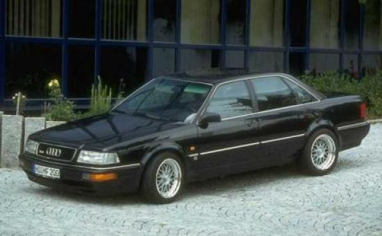 Image of Audi V8 Quattro