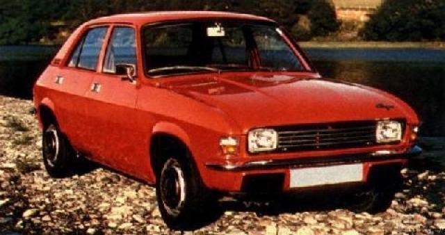 Image of Austin Allegro 1100