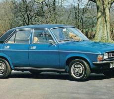 Picture of Austin Allegro 1750