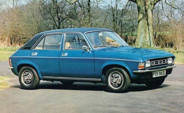 Image of Austin Allegro 1750