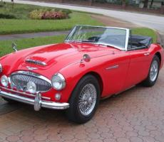 Picture of Austin-Healey 3000