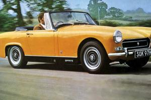 Picture of Austin-Healey Sprite Mark IV