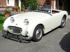 Austin-Healey Sprite Special Supercharged