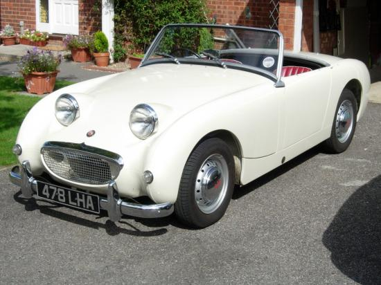 Image of Austin-Healey Sprite Special Supercharged