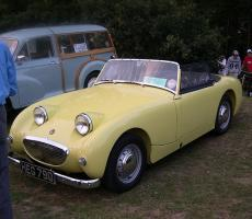 Picture of Austin-Healey Sprite