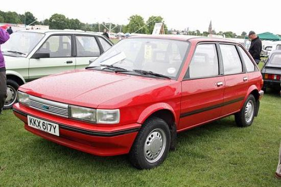 Image of Austin Maestro 1.3 City