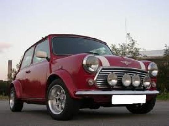 Image of Austin Mini Cooper