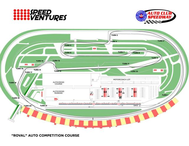 Image of Auto Club Speedway
