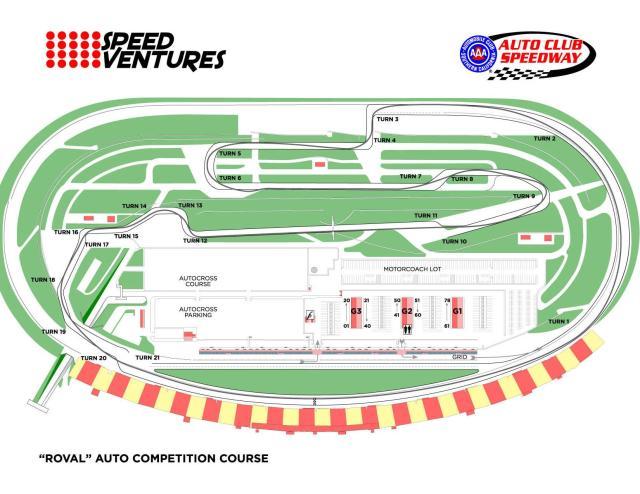 Image of Auto Club Speedway