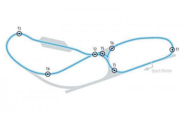 Image of Autocar Dry Handling Track