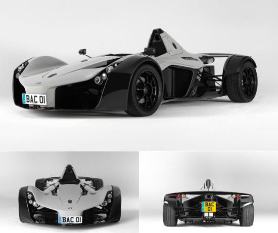 Image of BAC MONO