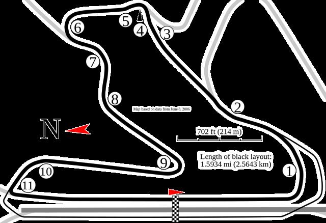 Image of Bahrain Inner Circuit