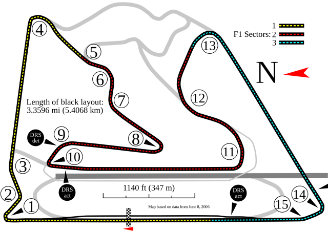 Image of Bahrain International Circuit