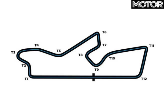 Image of Bend West Circuit