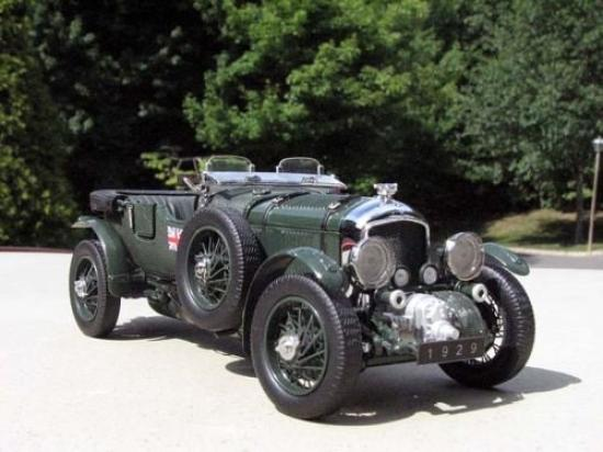 Image of Bentley 4.5-Litre Supercharged