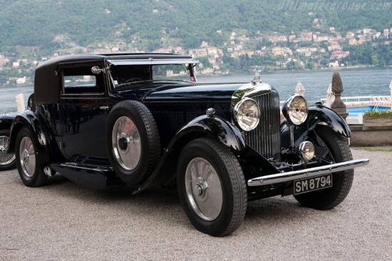 Image of Bentley 8-Litre Gurney Nutting Sportsman Coupe