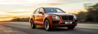 Image of Bentley Bentayga Speed