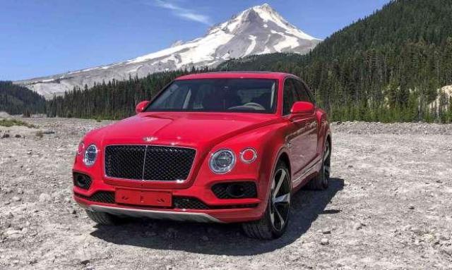 Image of Bentley Bentayga V8