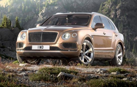 Image of Bentley Bentayga