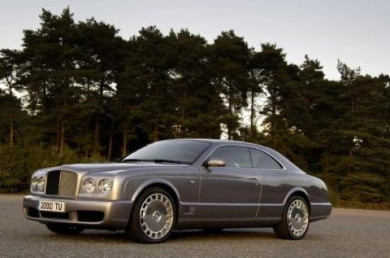 Image of Bentley Brooklands