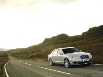 Image of Bentley Continental Flying Spur Speed