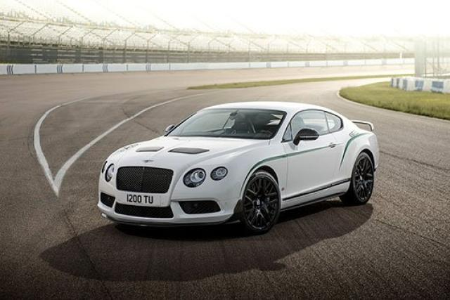 Image of Bentley Continental GT-3 R