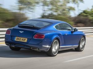 Photo of Bentley Continental GT Speed Mk II