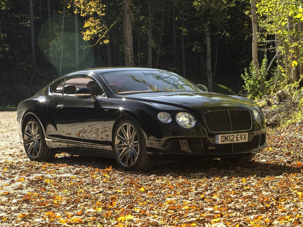 Bentley Continental GT Speed Mk II laptimes, specs ...