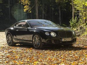 Photo of Bentley Continental GT Speed Mk II