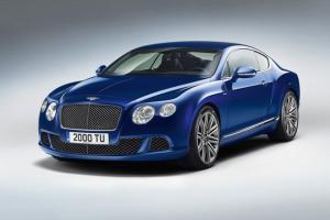 Picture of Bentley Continental GT Speed (Mk II)