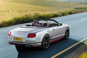 Picture of Bentley Continental GT Speed Cabrio
