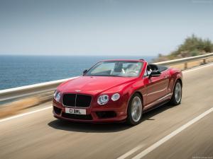Photo of Bentley Continental GT V8 S Convertible Mk II