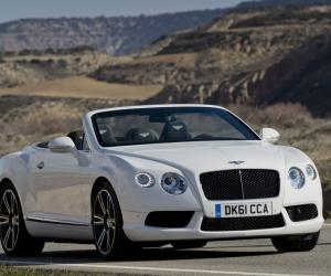 Picture of Continental GT V8 S Convertib..