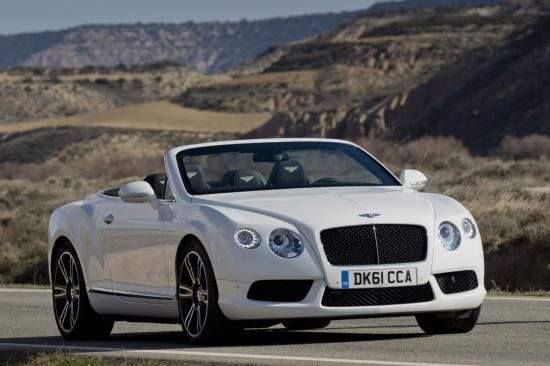Image of Bentley Continental GT V8 S Convertible