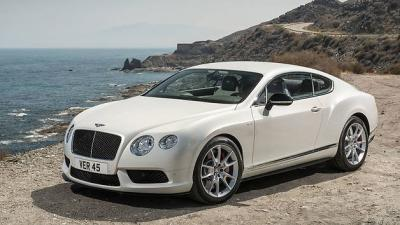 Image of Bentley Continental GT V8 S