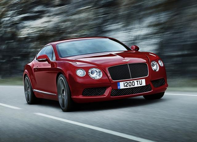 Image of Bentley Continental GT V8