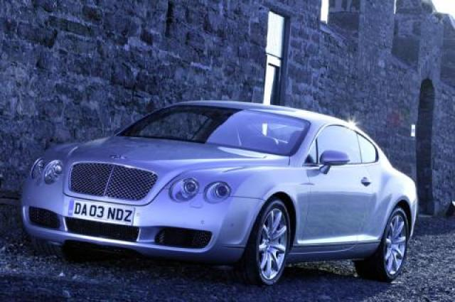 Image of Bentley Continental GT